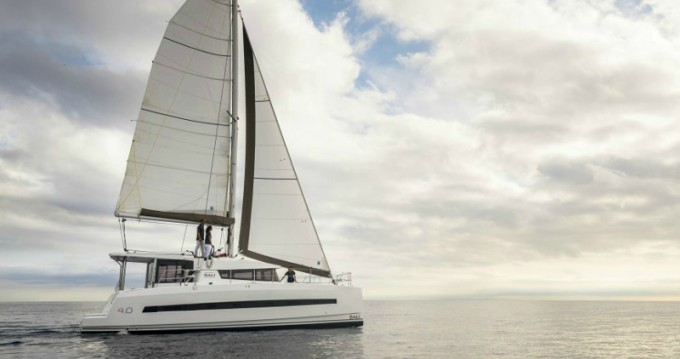 Location bateau Zadar pas cher Bali 4.0
