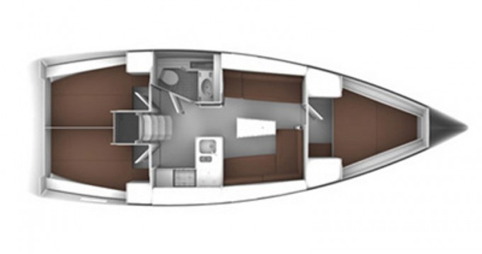 Louez un Bavaria Cruiser 37 à Álimos