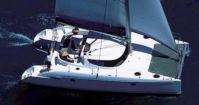Location yacht à Palerme - Fountaine Pajot Lavezzi 40 sur SamBoat