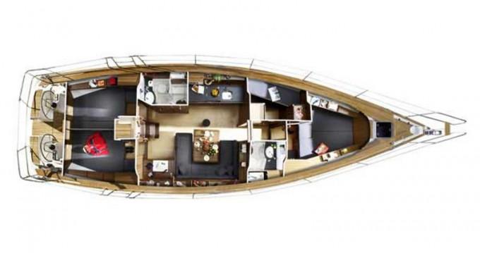 Location yacht à Álimos - Bavaria Bavaria 47 Cruiser sur SamBoat