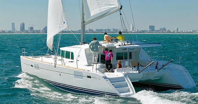 Louer Catamaran avec ou sans skipper Lagoon à Rhodes