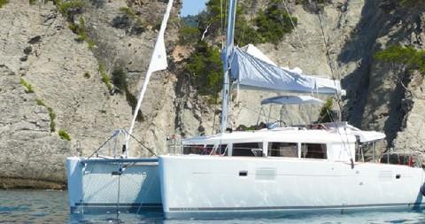 Louer Catamaran avec ou sans skipper Lagoon à Propriano