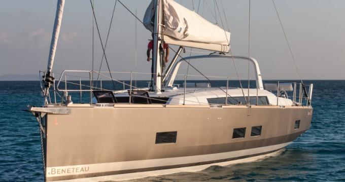Location yacht à Bormes-les-Mimosas - Bénéteau Oceanis 55 sur SamBoat
