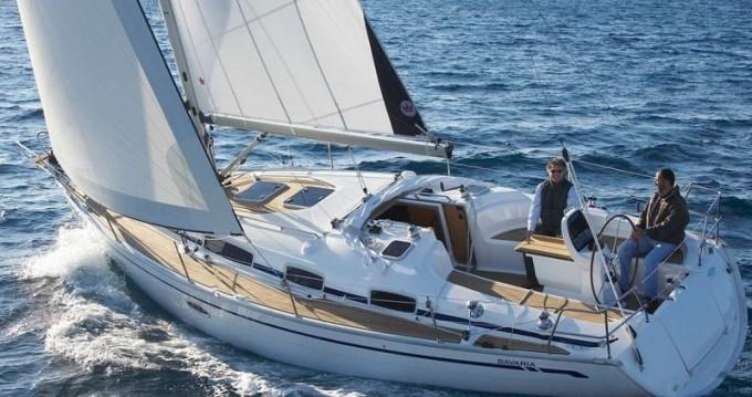 Bavaria Bavaria 38 Cruiser/2cbs  entre particuliers et professionnel à Álimos
