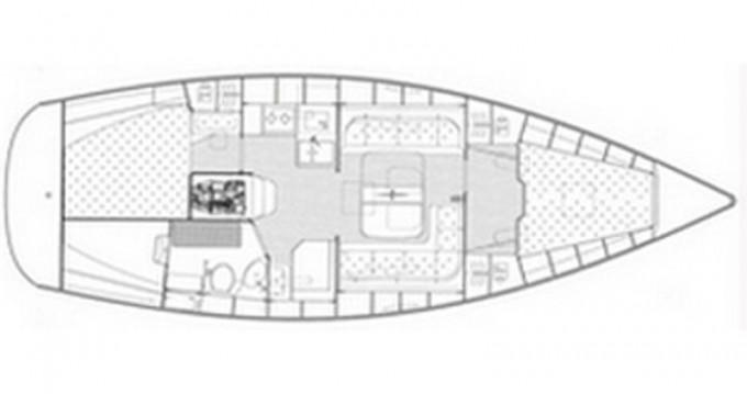Location yacht à Álimos - Bavaria Bavaria 38 Cruiser/2cbs  sur SamBoat