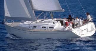 Location bateau Paros pas cher Dufour 385