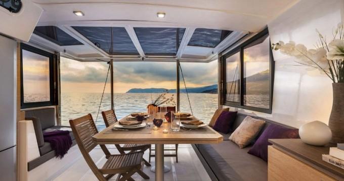 Louer Catamaran avec ou sans skipper Bali Catamarans à Álimos