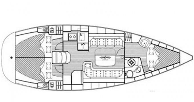 Location bateau Zadar pas cher Bavaria 37 Cruiser