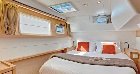 Location yacht à Bormes-les-Mimosas - Lagoon Lagoon 450 F sur SamBoat