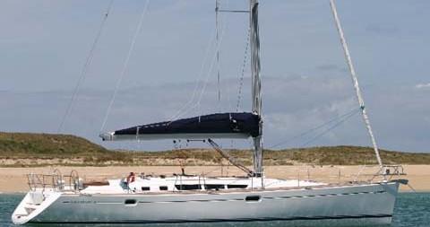 Jeanneau Sun Odyssey 49 entre particuliers et professionnel à Marsala