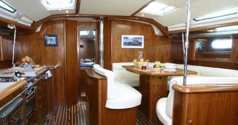 Location bateau Marsala pas cher Sun Odyssey 49
