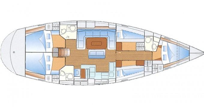Location bateau Bavaria Bavaria 50 à Agropoli sur Samboat
