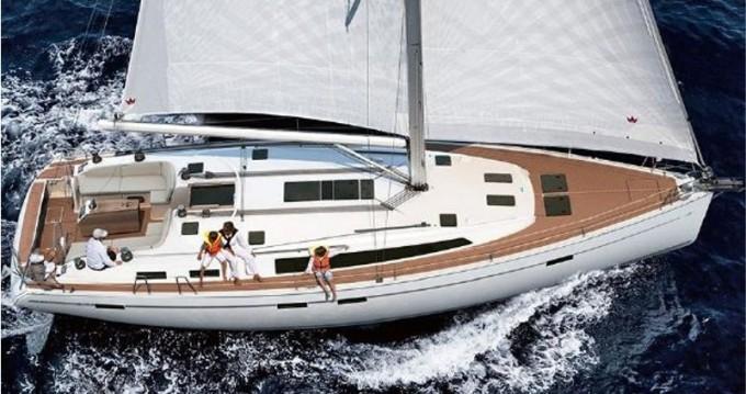 Bavaria Cruiser 51 entre particuliers et professionnel à Skiathos