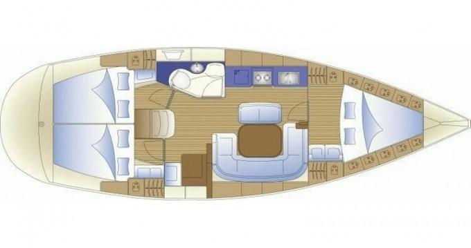 Location bateau Kos pas cher Bavaria 38