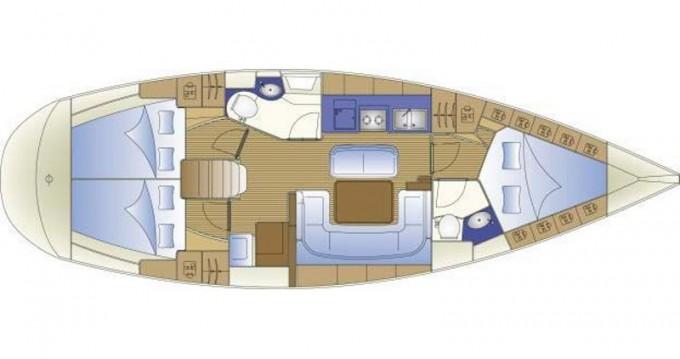 Location bateau Bavaria Bavaria 40 Cruiser à Kos sur Samboat