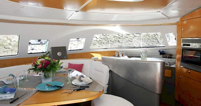 Location Catamaran à Palerme - Fountaine Pajot Bahia 46