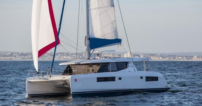 Location Catamaran à Rodney Bay - Leopard Sunsail 454L