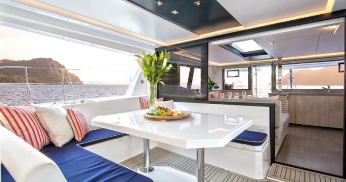 Location bateau Leopard Sunsail 454L à Rodney Bay sur Samboat