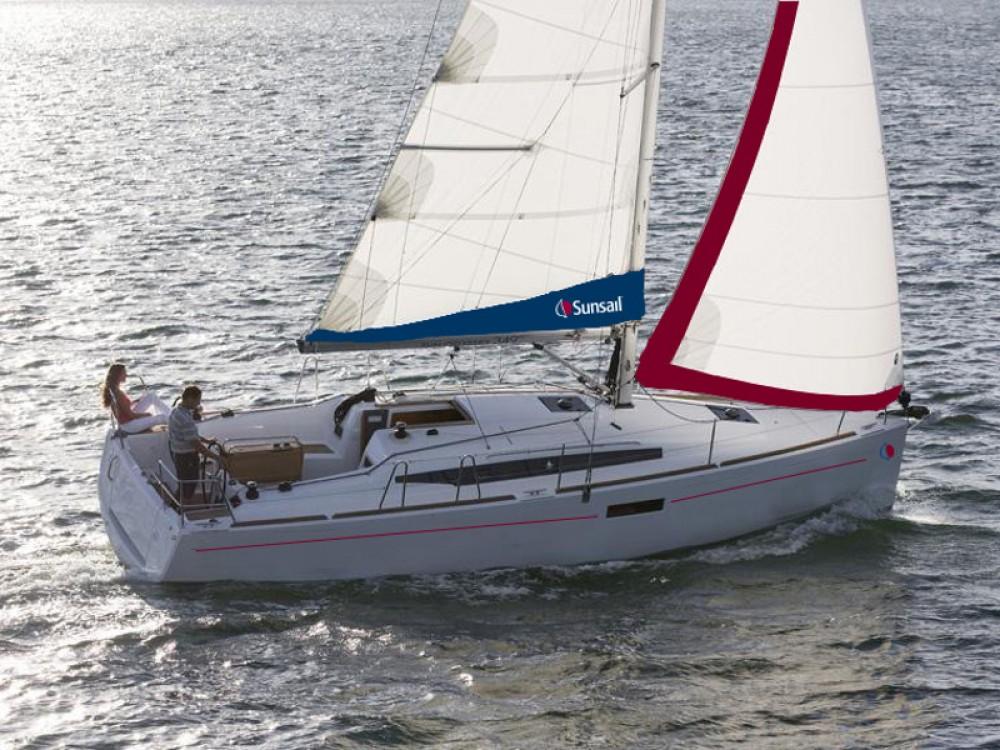 Location bateau Jeanneau Sunsail 34- 2/1 à Leucade sur Samboat