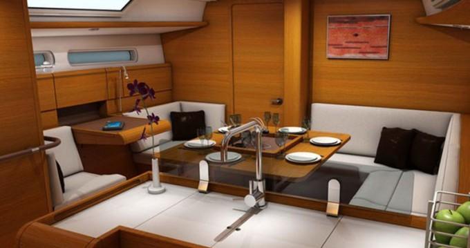 Location yacht à  - Jeanneau Sunsail 41 sur SamBoat