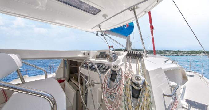 Location bateau Leopard Sunsail 404 à Marigot sur Samboat