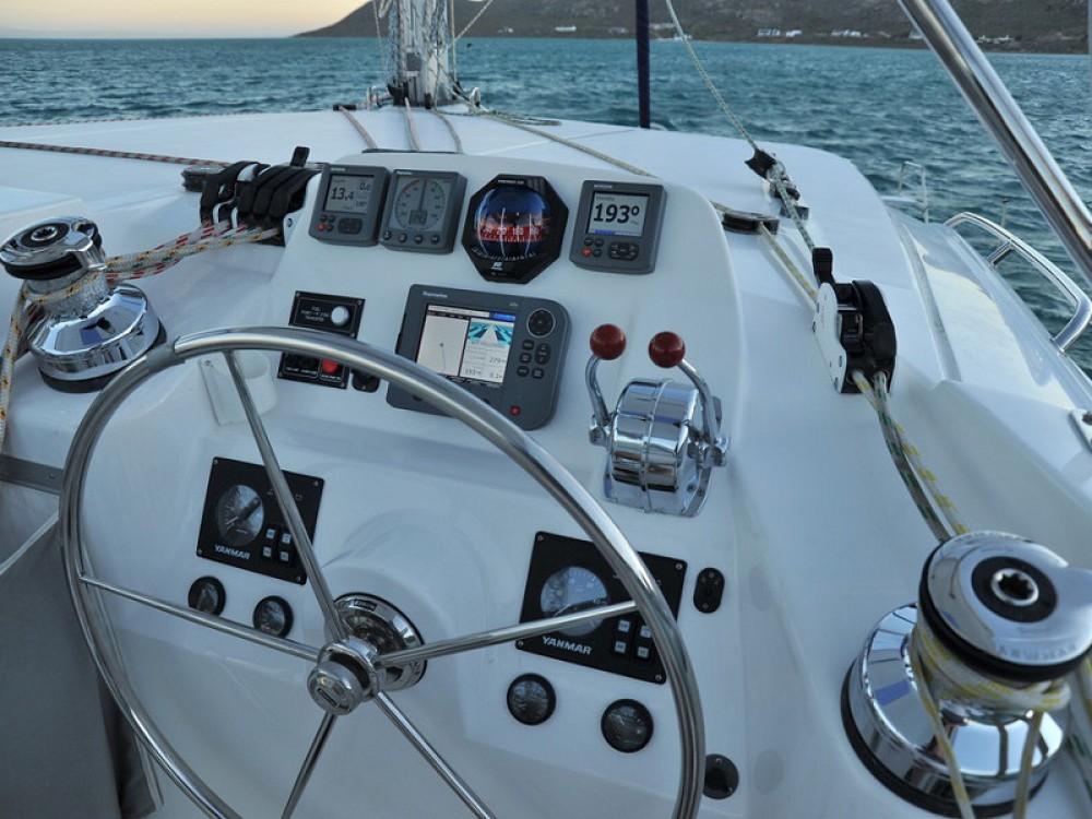 Location bateau Victoria pas cher Sunsail 444