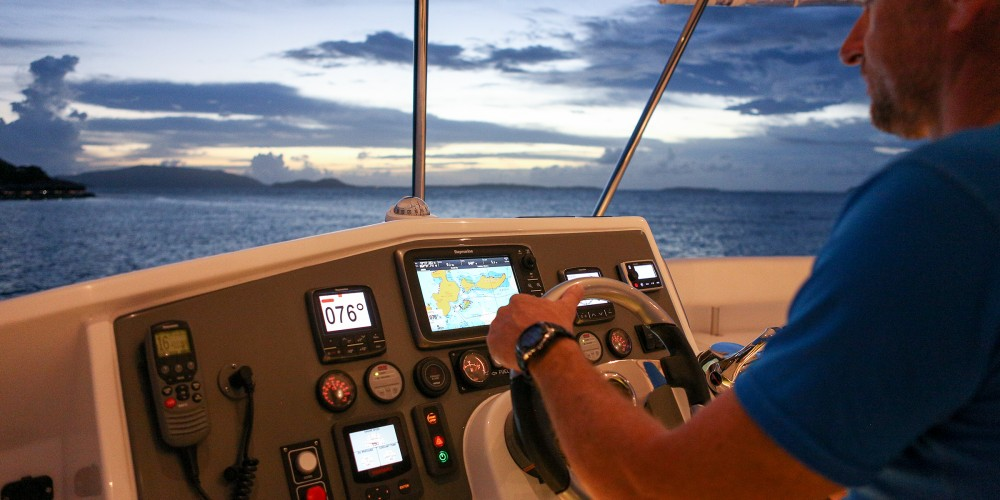 Location bateau Leopard Moorings 514 PC à Le Marin sur Samboat