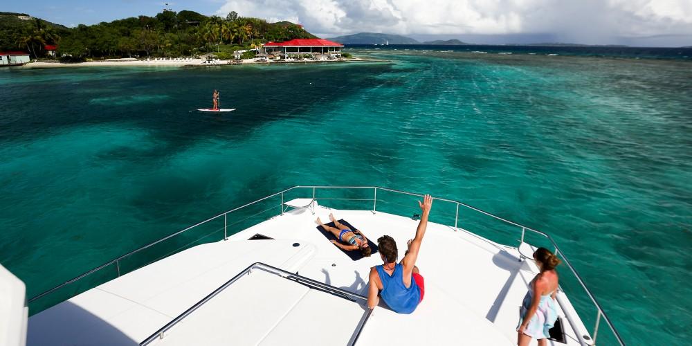 Location yacht à Le Marin - Leopard Moorings 514 PC sur SamBoat