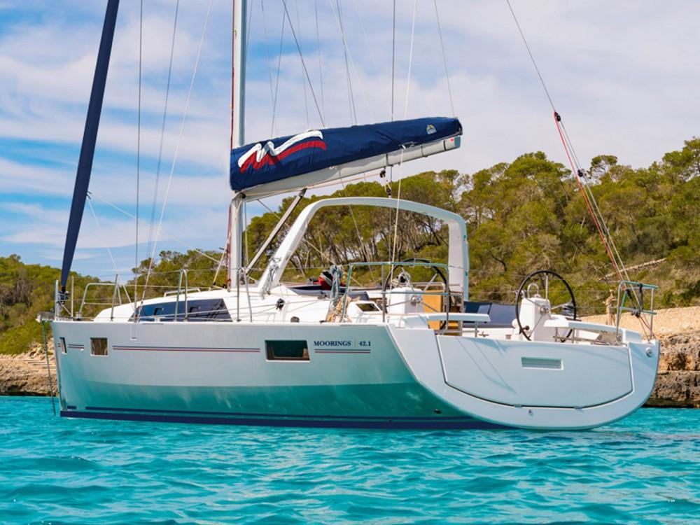 Location bateau Nassau pas cher Moorings 42.1