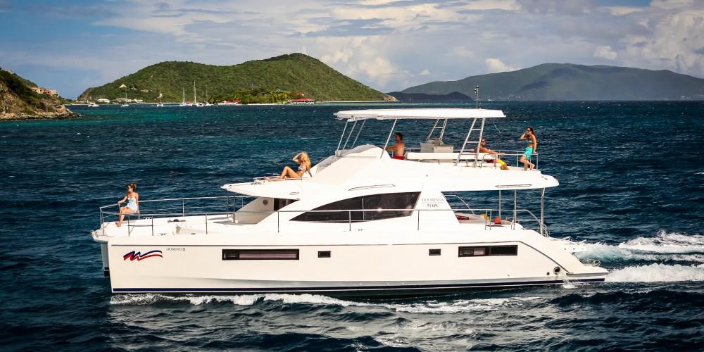 Catamaran à louer à Port Louis Marina au meilleur prix