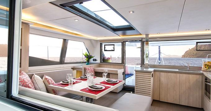 Catamaran à louer à Road Town au meilleur prix