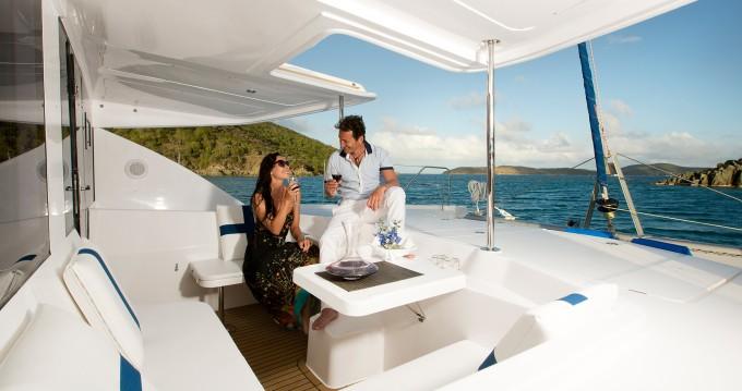 Location yacht à  - Leopard Moorings 4800 sur SamBoat