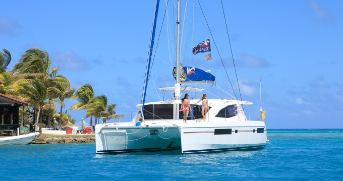 Location Catamaran à Eden Island - Leopard Moorings 4800