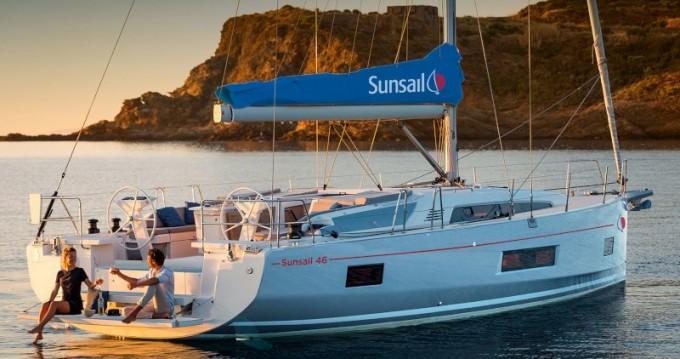 Location bateau Bénéteau Sunsail 46 Mon à Rodney Bay sur Samboat