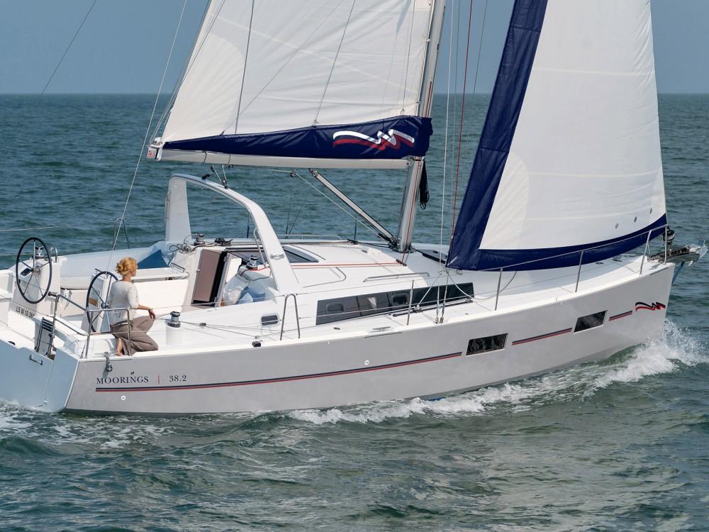 Location bateau Bénéteau Moorings 382 à Road Town sur Samboat