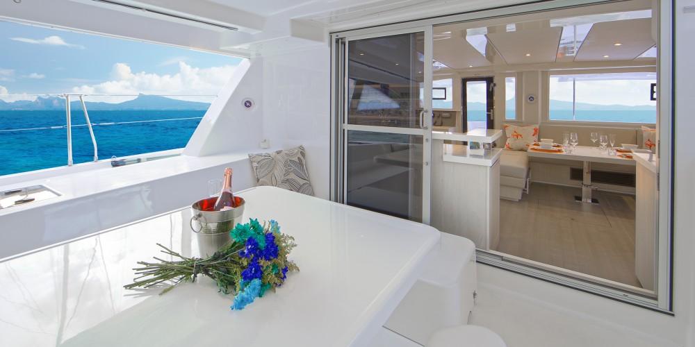 Location yacht à Marina Gouvia - Leopard Moorings 4800 sur SamBoat