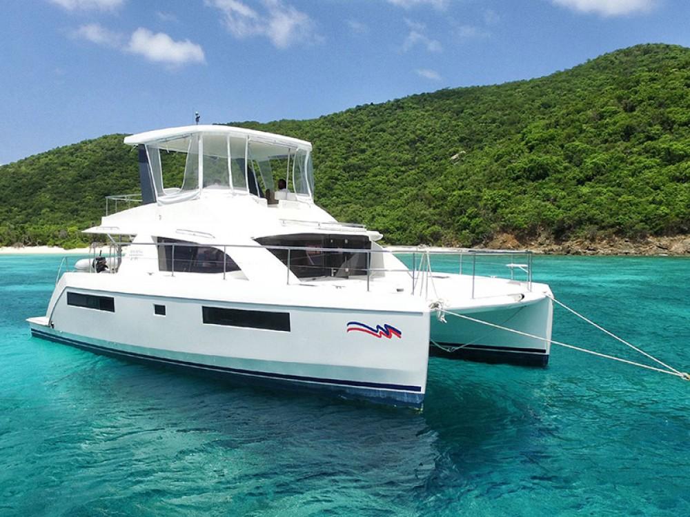 Louer Catamaran avec ou sans skipper Leopard à Marina Gouvia