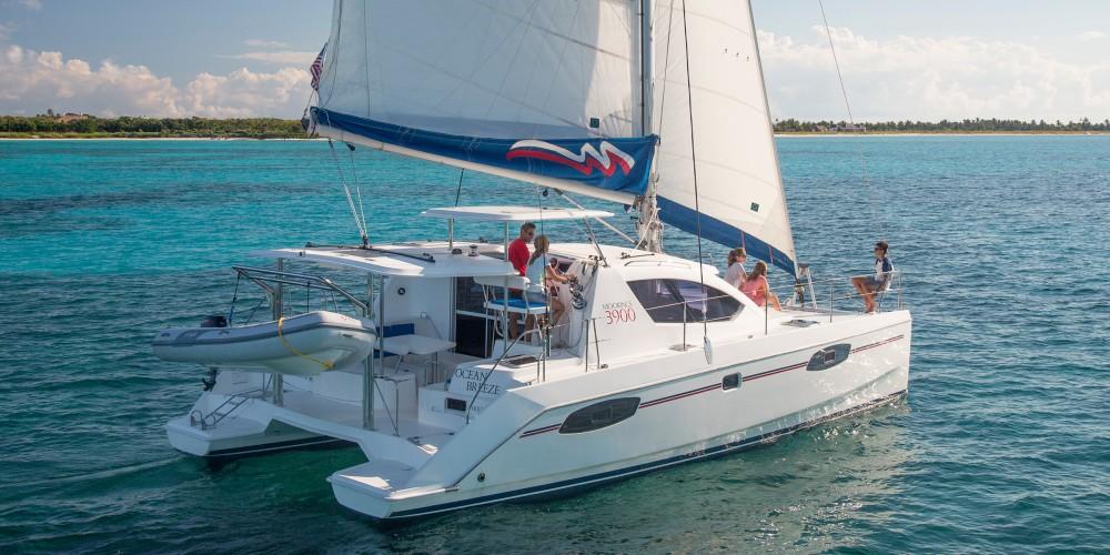Location yacht à Marina Gouvia - Leopard Moorings 3900 sur SamBoat