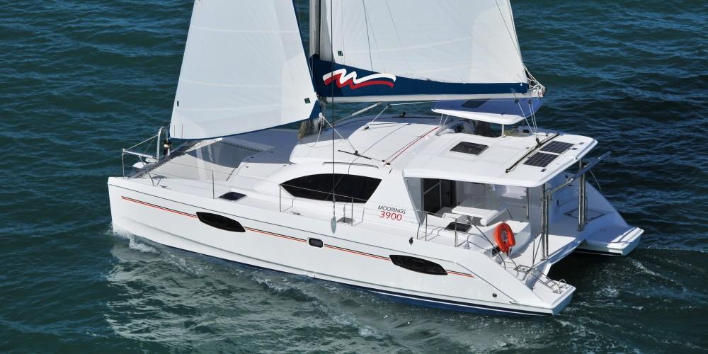 Location bateau Leopard Moorings 3900 à Marina Gouvia sur Samboat