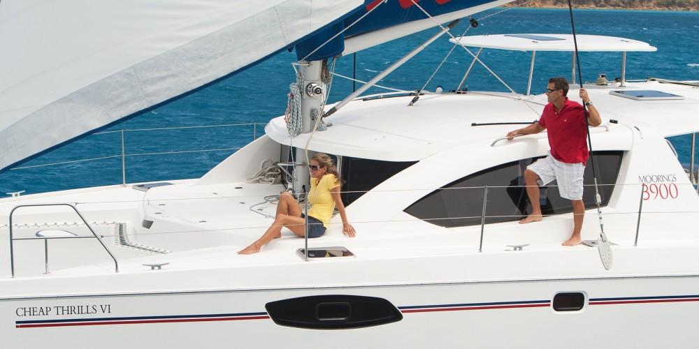 Location bateau Marina Gouvia pas cher Moorings 3900