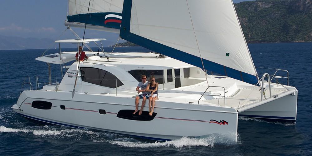 Location bateau Leopard Moorings 4400 à Marina sur Samboat