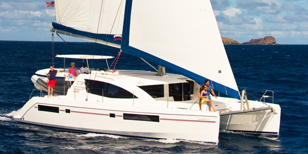 Location yacht à Castries - Leopard Moorings 4800 sur SamBoat