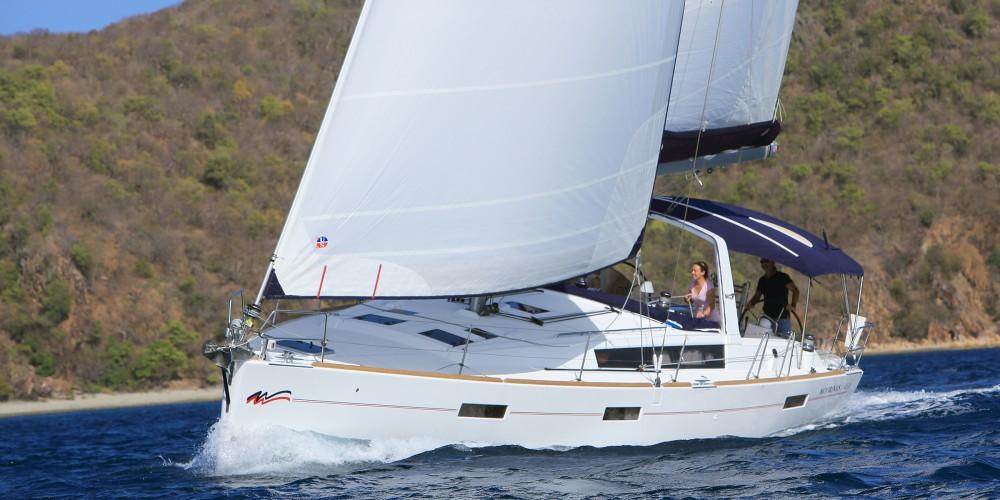 Location yacht à Marina Gouvia - Bénéteau Moorings 45.4 sur SamBoat