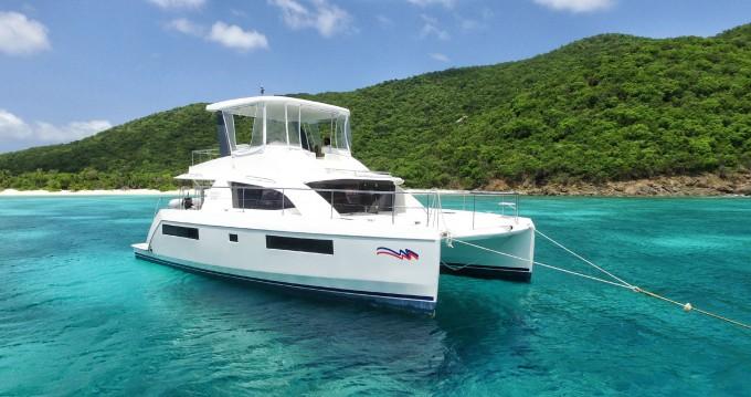 Location yacht à  - Leopard Moorings 433 PC sur SamBoat