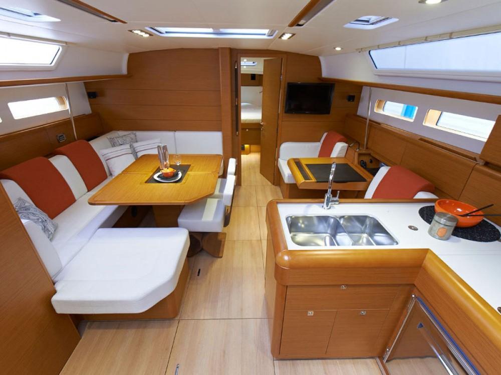 Location bateau Jeanneau Sunsail 47/3 à Road Town sur Samboat