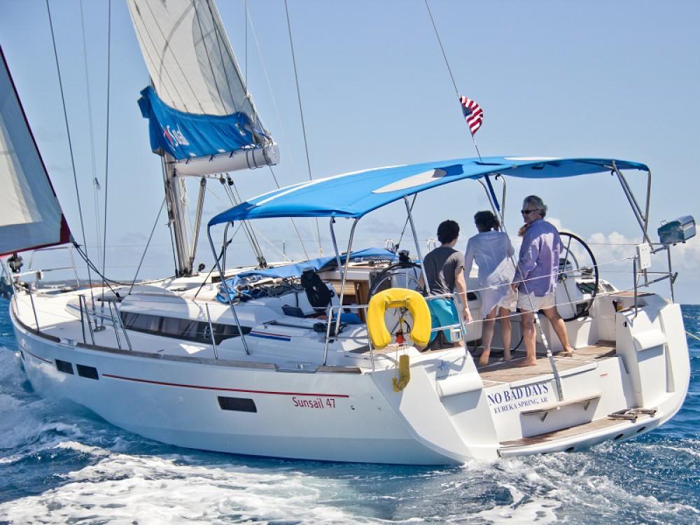 Location yacht à Road Town - Jeanneau Sunsail 47/3 sur SamBoat