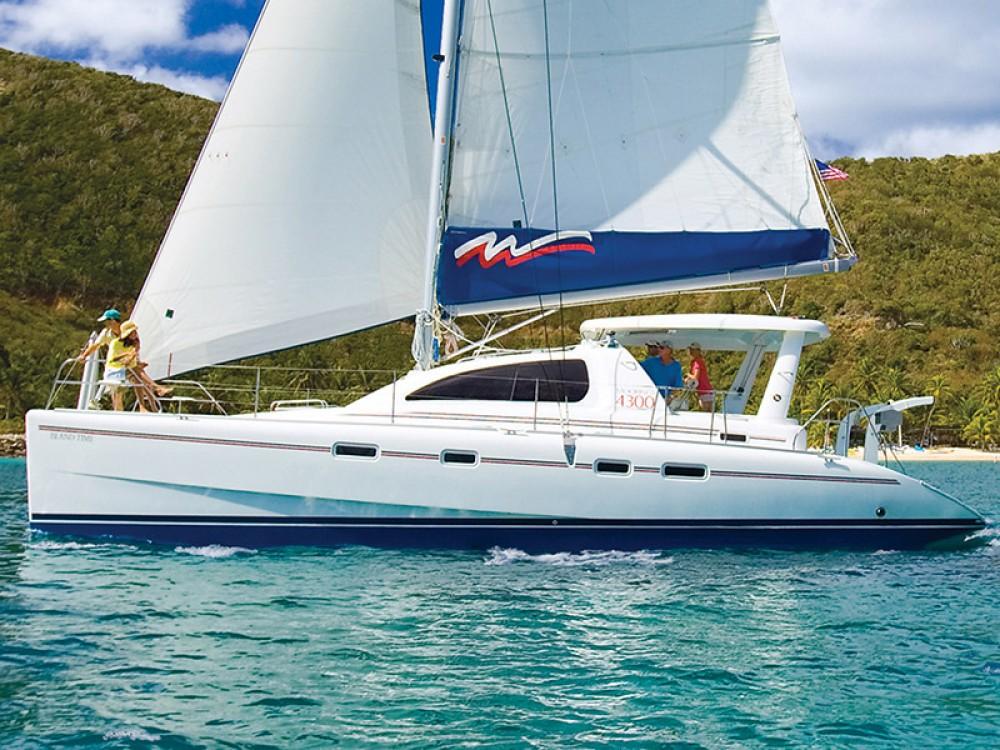 Location yacht à Road Town - Leopard Moorings 5000-5 sur SamBoat