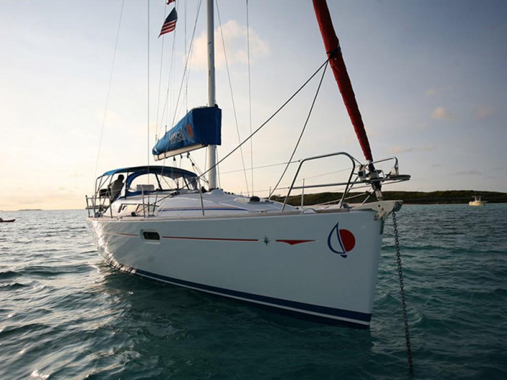 Location bateau Leucade pas cher Sunsail 36i