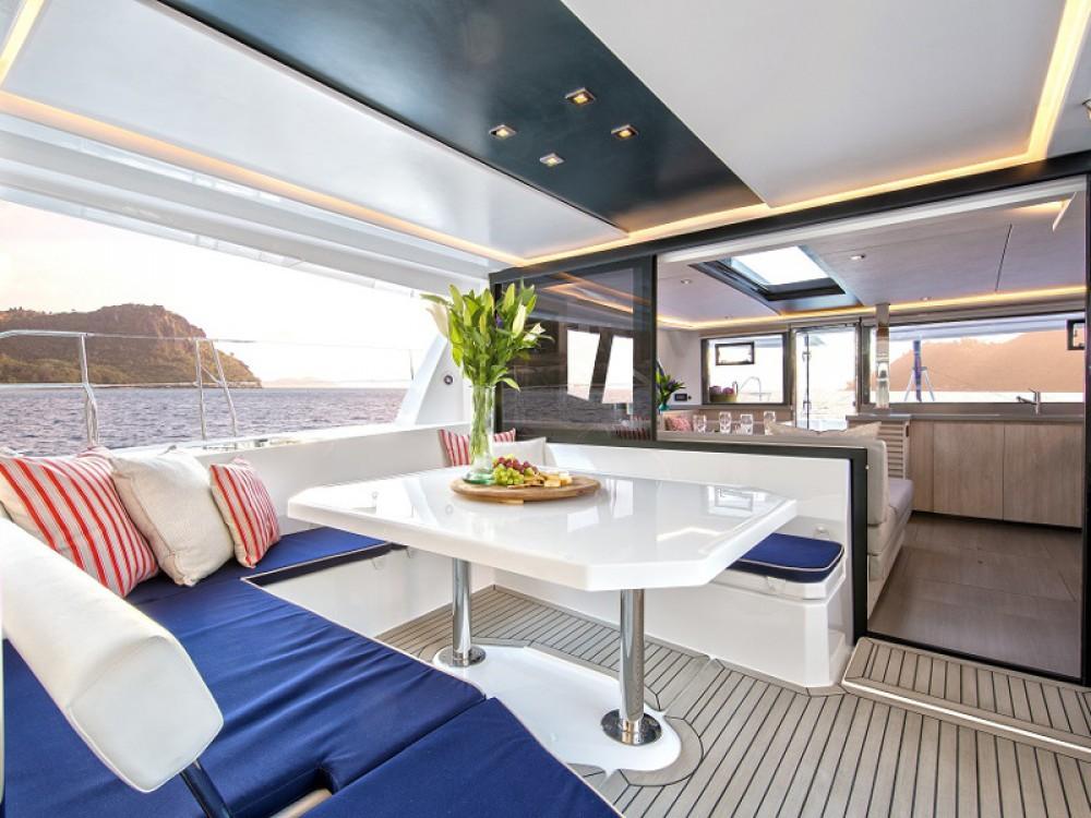 Location bateau Leopard Sunsail 454 à ACI Marina Dubrovnik sur Samboat