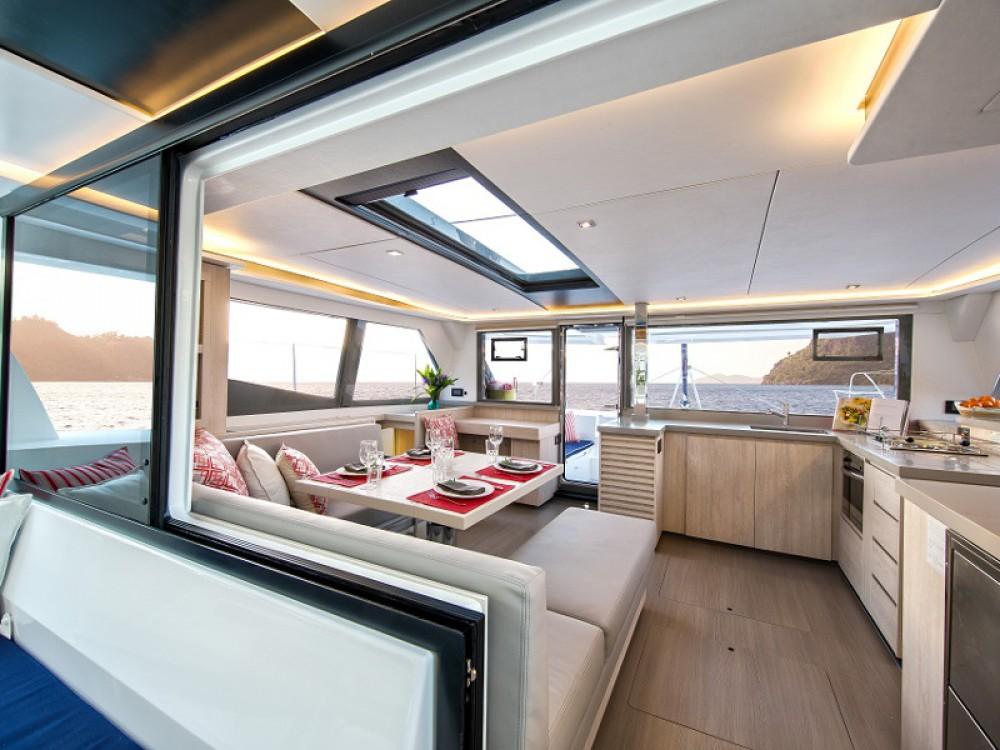 Leopard Sunsail 454 entre particuliers et professionnel à ACI Marina Dubrovnik